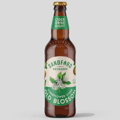 Ciderlicious - Sandford Orchards Old Blossom 1