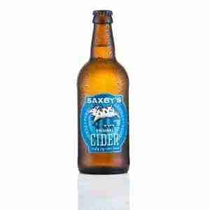 Ciderlicious - Saxby's Original 5% 1