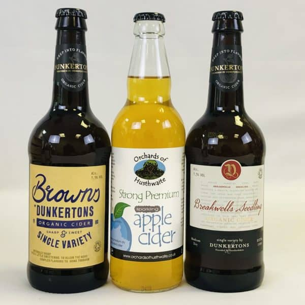 Ciderlicious - Case of 12 Medium Dry Ciders - Selection 2 2