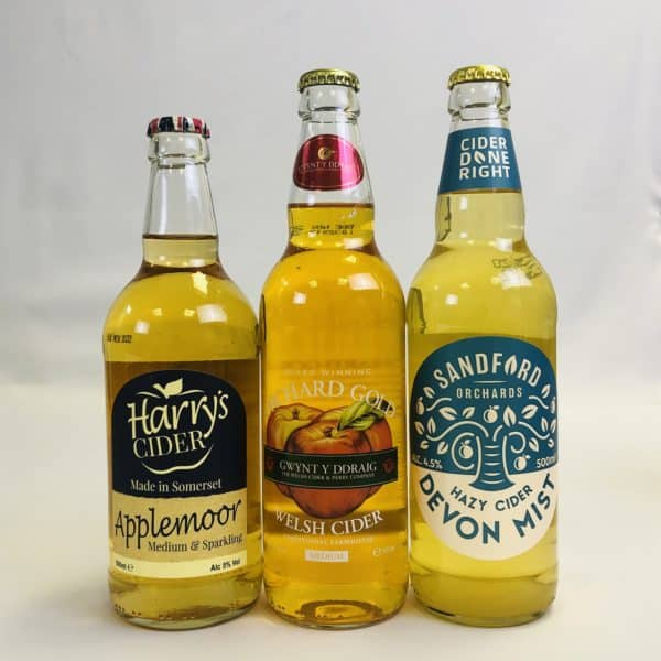 Ciderlicious - Case of 12 Mixed Ciders - Selection 2 1