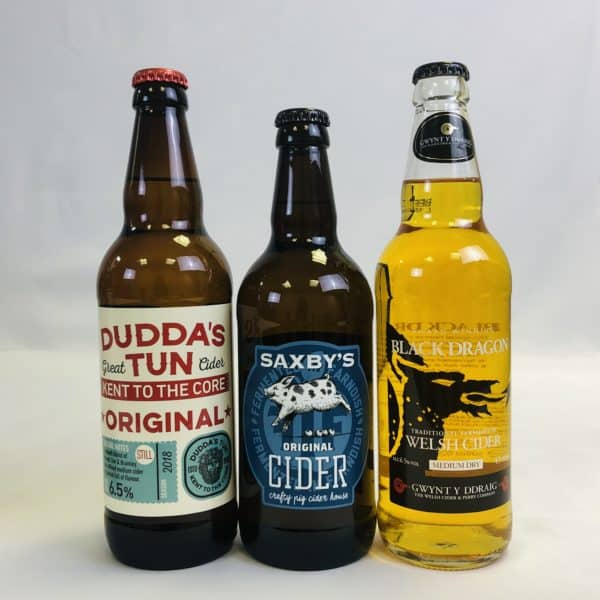 Ciderlicious - Case of 12 Mixed Ciders - Selection 2 3