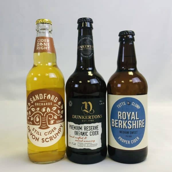 Ciderlicious - Case of 12 Mixed Ciders - Selection 2 4