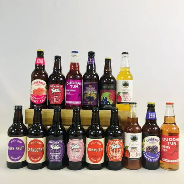 15 Fruit Ciders - Selection 2
