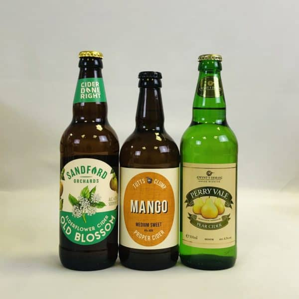 Ciderlicious - Gift of 15 Fruit Ciders - Selection 1 1