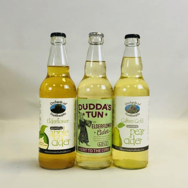 Ciderlicious - Gift of 15 Fruit Ciders - Selection 1 4