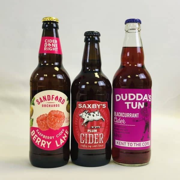 Ciderlicious - Gift of 15 Fruit Ciders - Selection 2 1