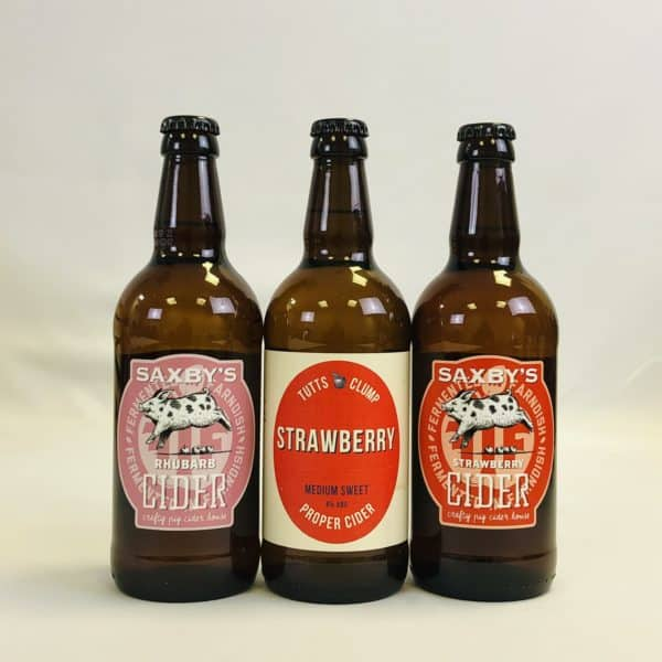 Ciderlicious - Gift of 15 Fruit Ciders - Selection 2 4