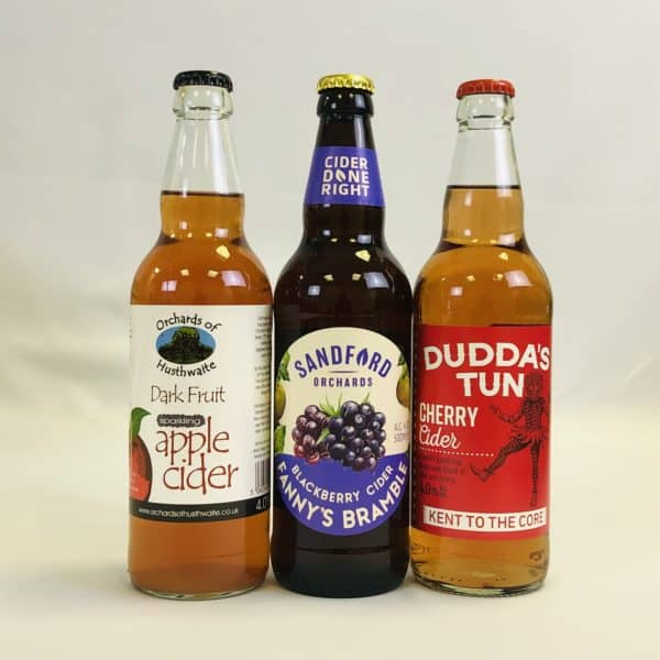 Ciderlicious - Gift of 15 Fruit Ciders - Selection 2 5