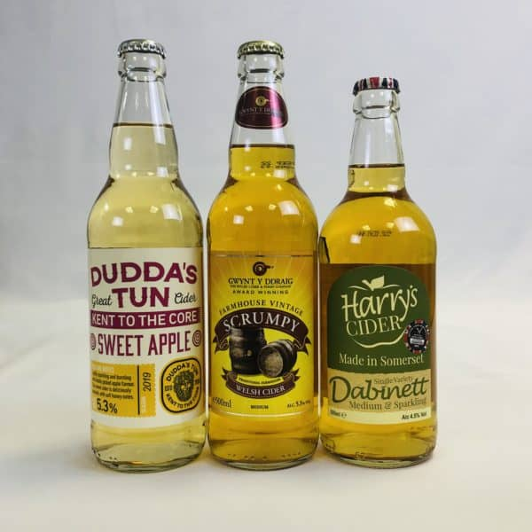Ciderlicious - Case of 18 Mixed Ciders - Selection 1 5