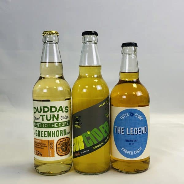 Ciderlicious - Case of 18 Mixed Ciders - Selection 1 4