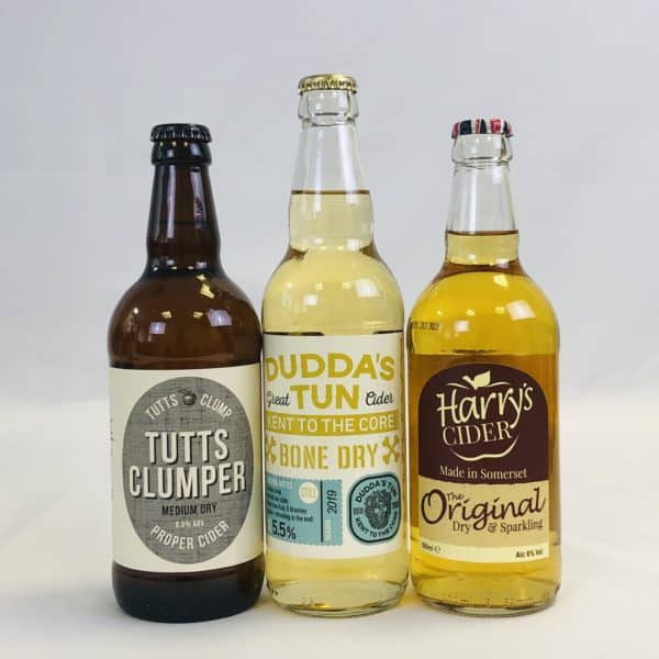 Ciderlicious - Case of 18 Mixed Ciders - Selection 2 3