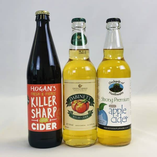 Ciderlicious - Case of 18 Mixed Ciders - Selection 2 6