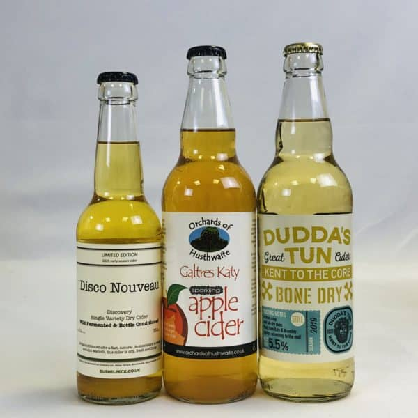 Ciderlicious - Gift of 15 Mixed Ciders - Selection 2 1