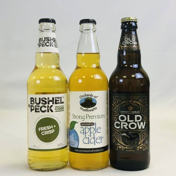 Ciderlicious - Gift of 15 Mixed Ciders - Selection 2 2