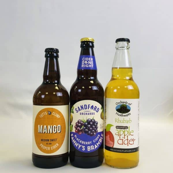 Ciderlicious - Gift of 18 Fruit Ciders 1