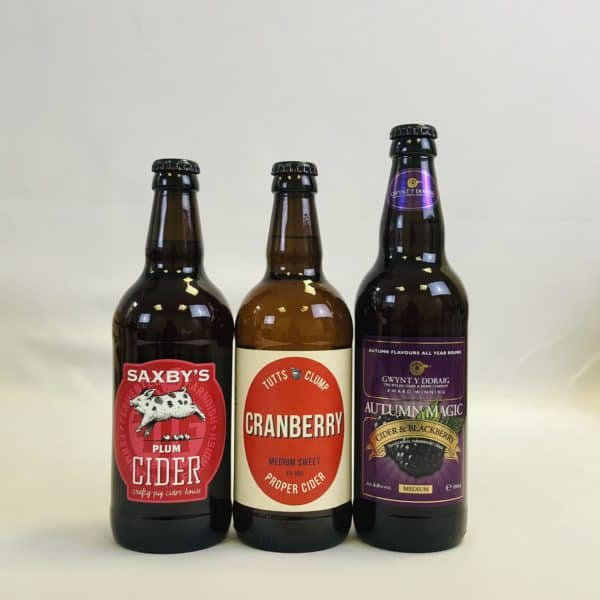 Ciderlicious - Gift of 18 Fruit Ciders 2