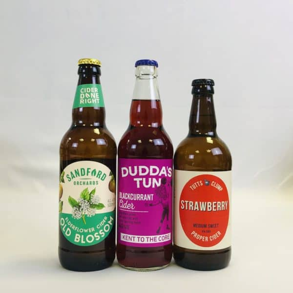 Ciderlicious - Gift of 18 Fruit Ciders 3
