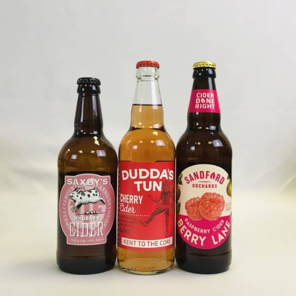 Ciderlicious - Gift of 18 Fruit Ciders 4