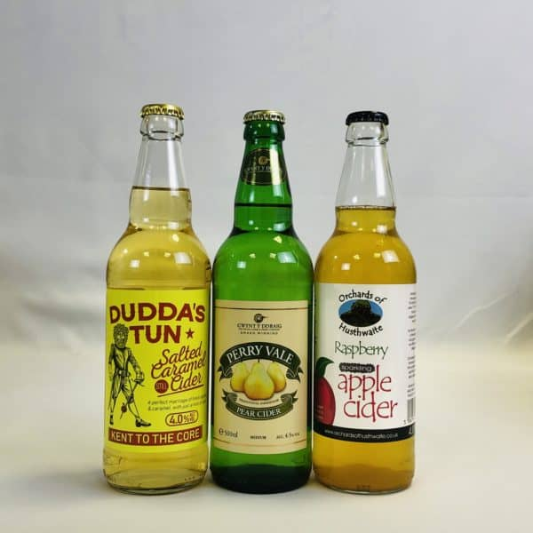 Ciderlicious - Gift of 18 Fruit Ciders 5