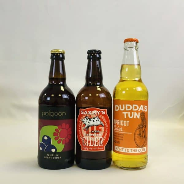 Ciderlicious - Gift of 18 Fruit Ciders 6