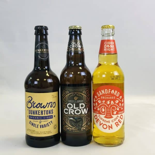 Ciderlicious - Case of 18 Mixed Ciders - Selection 1 1