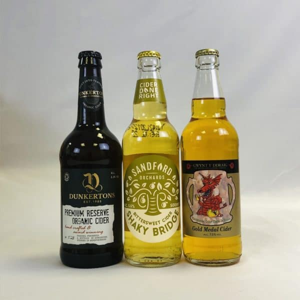 Ciderlicious - Gift of 18 Mixed Ciders - Selection 1 3