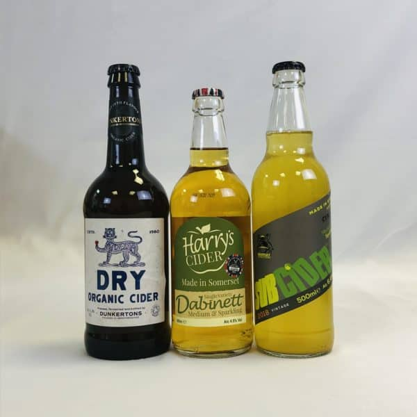 Ciderlicious - Gift of 18 Mixed Ciders - Selection 1 5