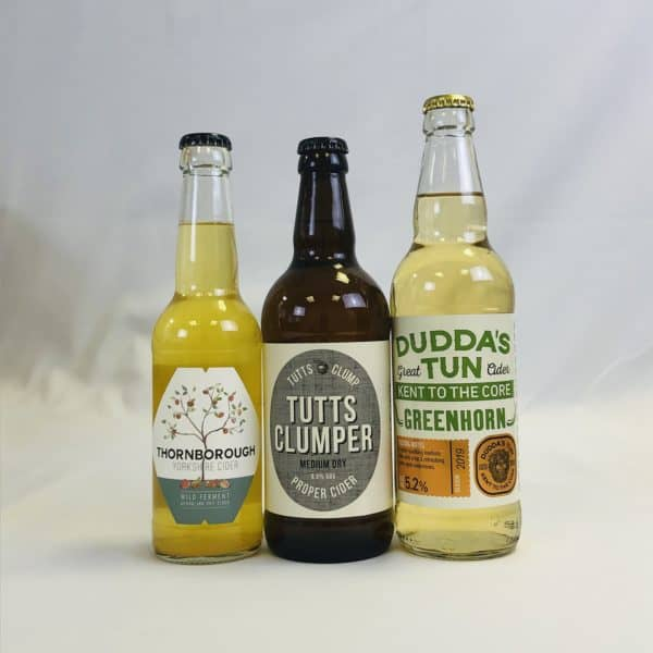 Ciderlicious - Gift of 18 Mixed Ciders - Selection 1 6