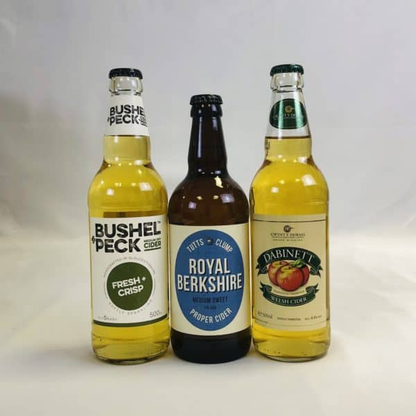 Ciderlicious - Gift of 18 Mixed Ciders - Selection 2 1