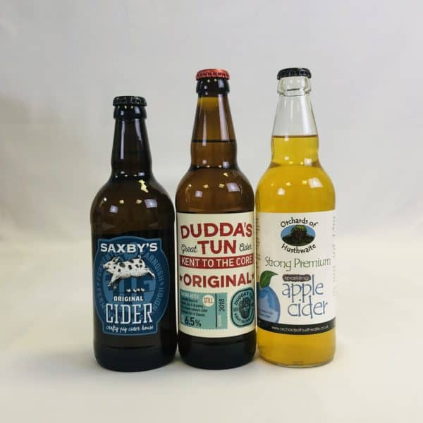 Ciderlicious - Gift of 18 Mixed Ciders - Selection 2 2