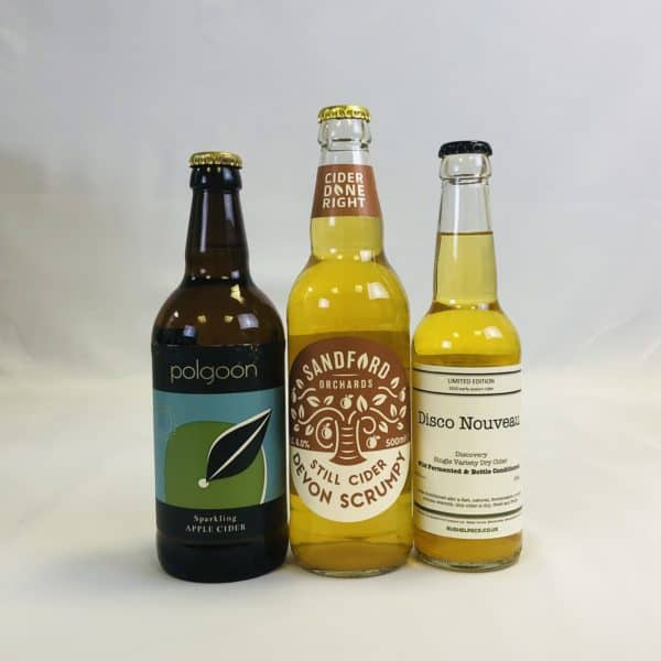 Ciderlicious - Gift of 18 Mixed Ciders - Selection 2 4