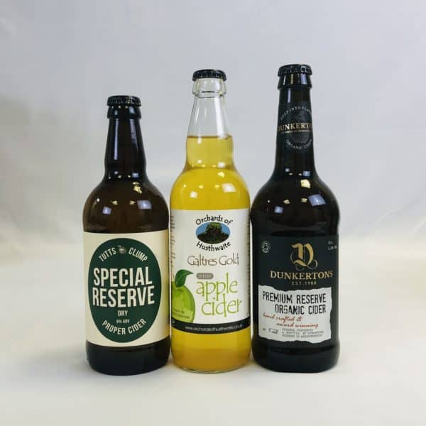 Ciderlicious - Gift of 18 Mixed Ciders - Selection 2 6
