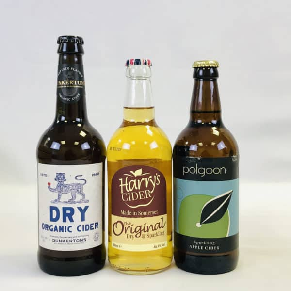 Ciderlicious - Gift of 6 Dry Ciders - Selection 2 2