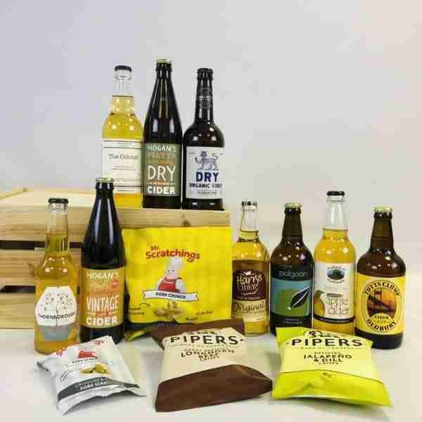9 Dry Cider Night in Box