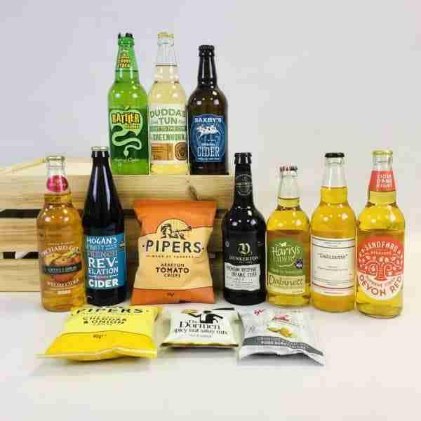 9 Medium Cider - Night in Box
