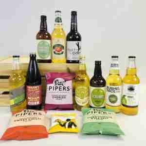 9 Medium Dry Ciders - Night in Box