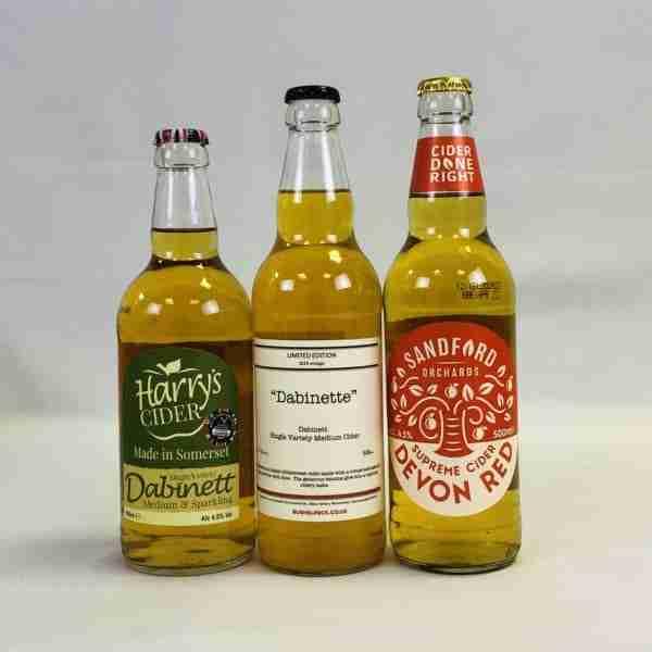 Ciderlicious - Night in Box - 9 Medium Cider Bottles & 4 Snacks 3