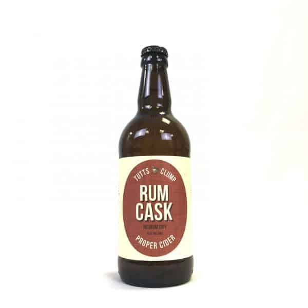 Ciderlicious - Tutts Clump Rum Cask 1