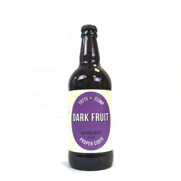 Ciderlicious - Tutts Clump Dark Fruit 1