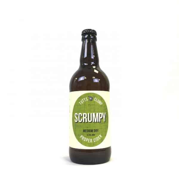 Ciderlicious - Tutts Clump Scrumpy 1