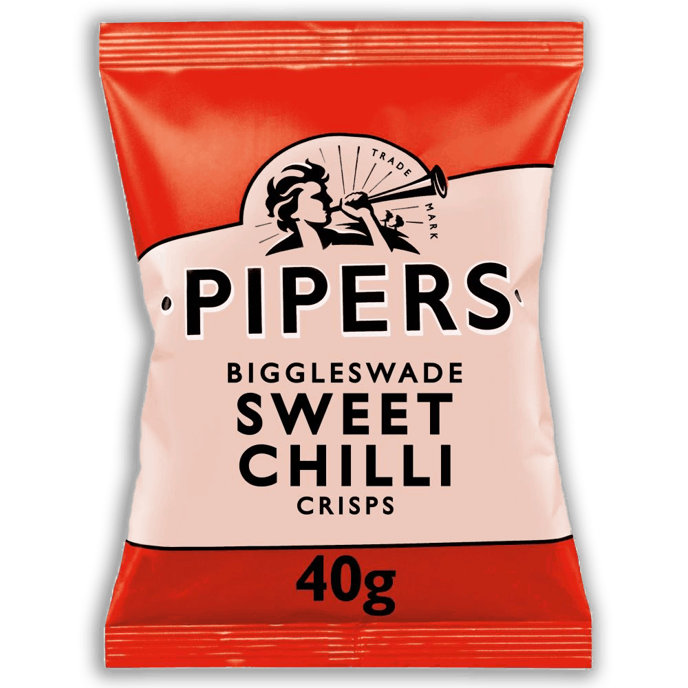 Pipers | Biggleswade Sweet Chilli crisps