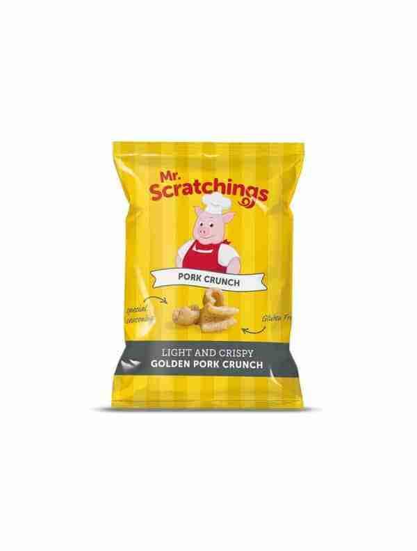 Ciderlicious - Mr Scratchings Pork Crunch - 30g 1