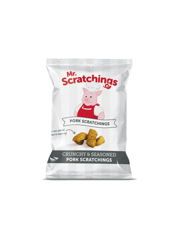 Mr. Scratchings Pork Scratchings
