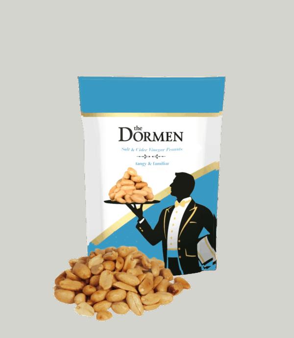 Ciderlicious - Dormen Salt & Vinegar Nuts - 40g 1