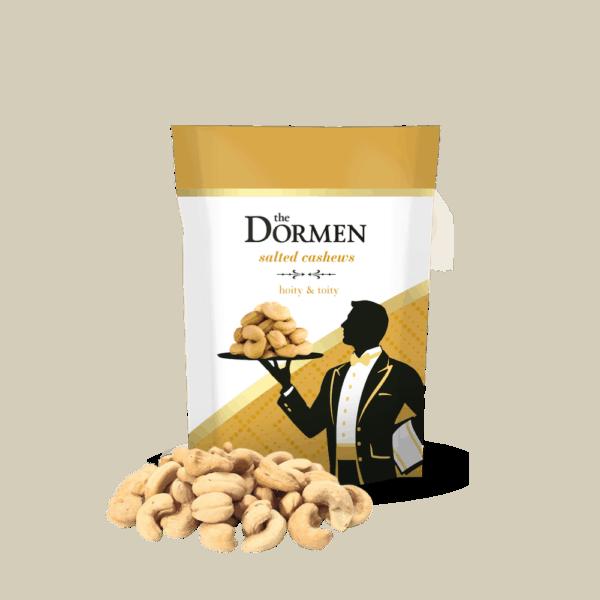 Ciderlicious - Dormen Salted Cashew Nuts - 40g 1