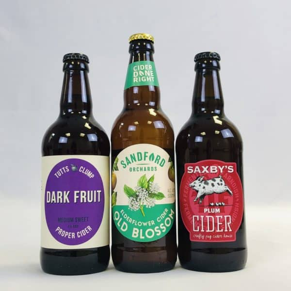 Ciderlicious - Case of 15 Fruit Ciders - Selection 2 1