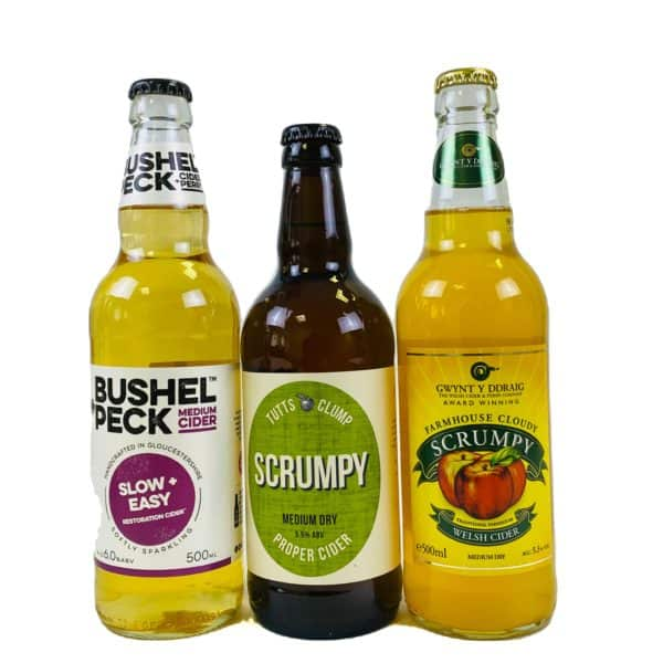 Ciderlicious - Curry Night of 9 Mixed Ciders & 2 Curry Kits 2