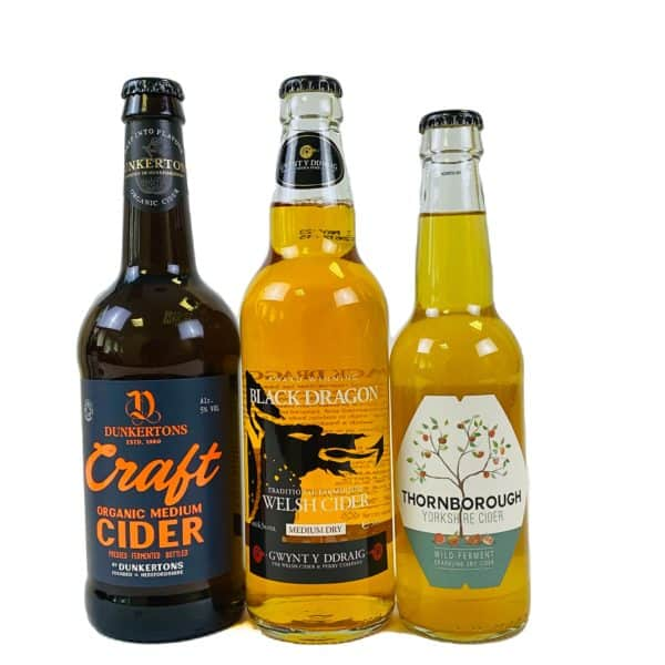 Ciderlicious - Curry Night of 9 Mixed Ciders & 2 Curry Kits 3