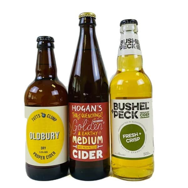 Ciderlicious - Curry Night of 9 Mixed Ciders & 2 Curry Kits 4
