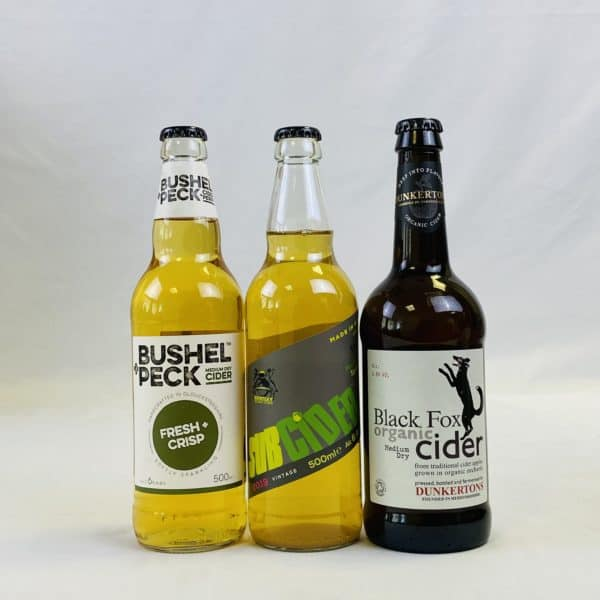 Ciderlicious - Curry Night In - 9 Medium Dry Ciders & 2 Curry Kits 1
